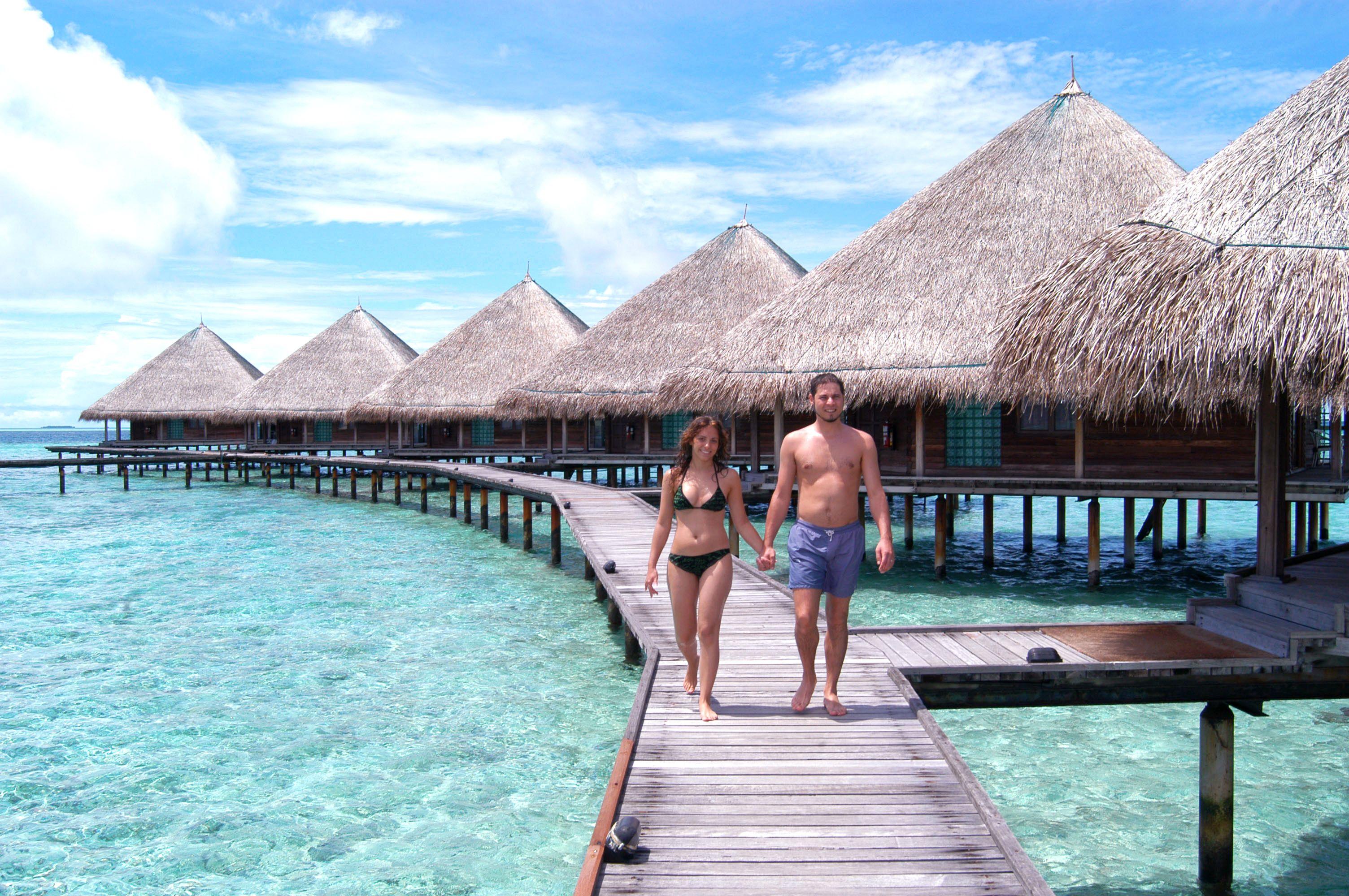 Adaaran Club Rannalhi Water Bunglow Maldives