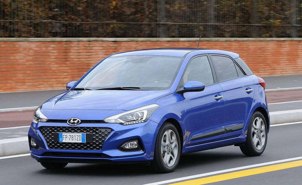 Hyundai I20 E Comoda Accogliente E Fa Poco Rumore Auto Cinture Di Sicurezza Volkswagen