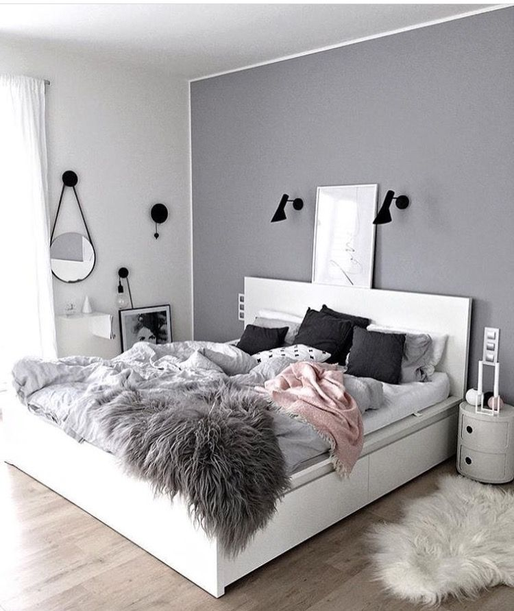 Outstanding Pin By Valerie Shahin On Home Bedroom Decor Room Decor Interior Design Ideas Gentotryabchikinfo