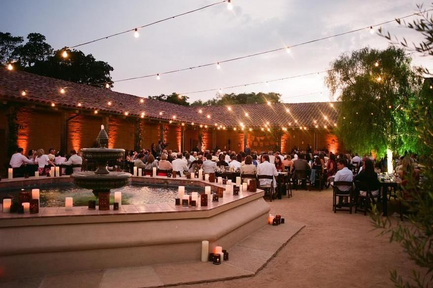 The Historical Museum Is A Favorite Historic Santa Barbara Wedding Venue Full Of Rustic Spanish Style And Offers Charming Location For Your Event Needs