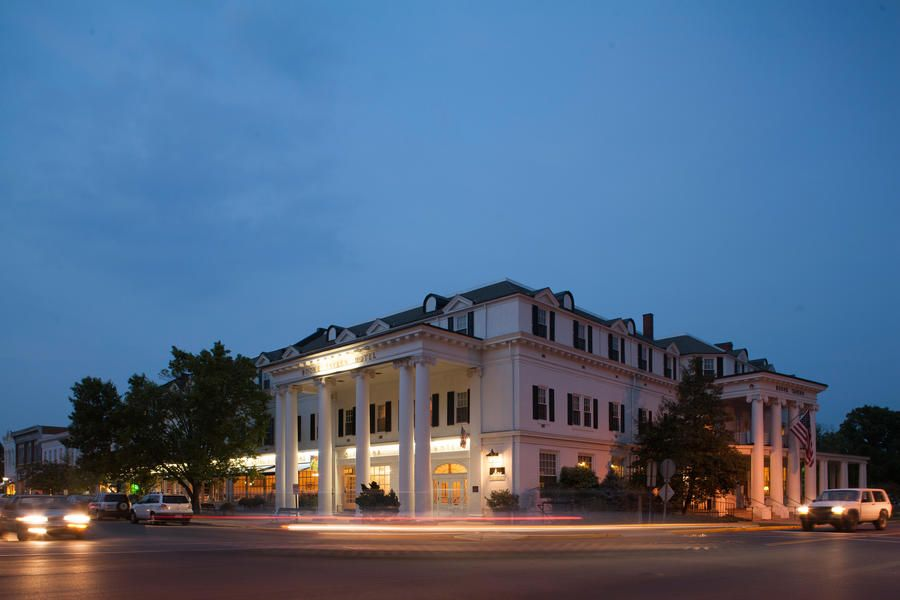 Boone Tavern Hotel Berea Kentucky The South S Best Hotels And Inns