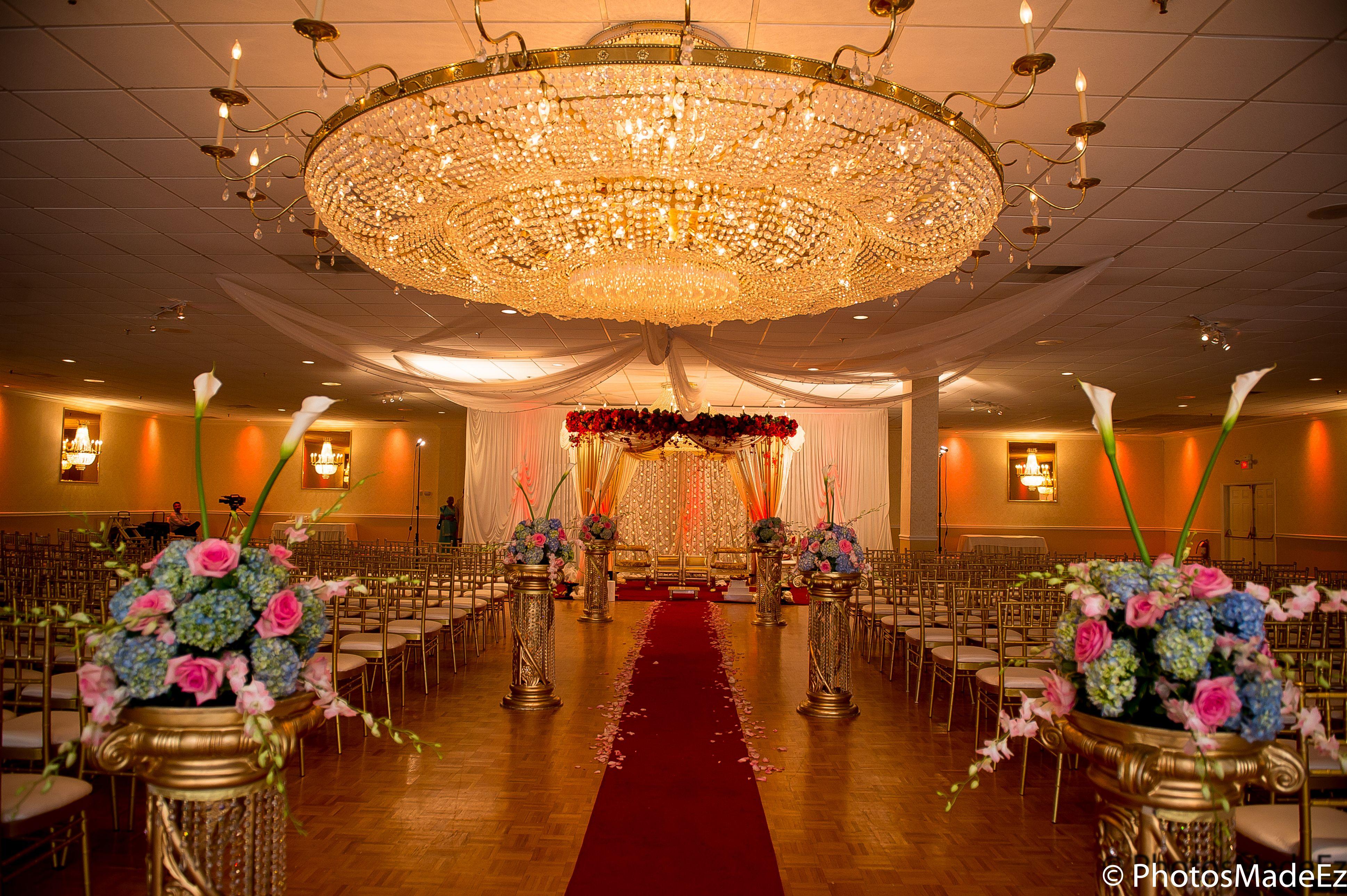 Wedding Decor For Indian Wedding In The Skylands Nj Gujarati