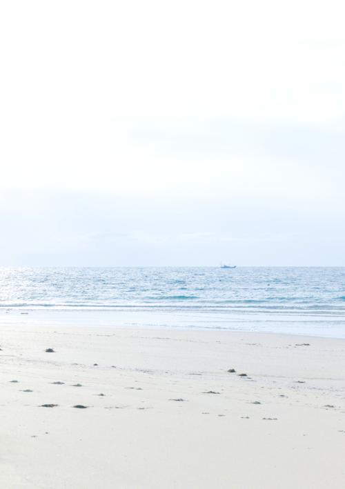 beach soft tone