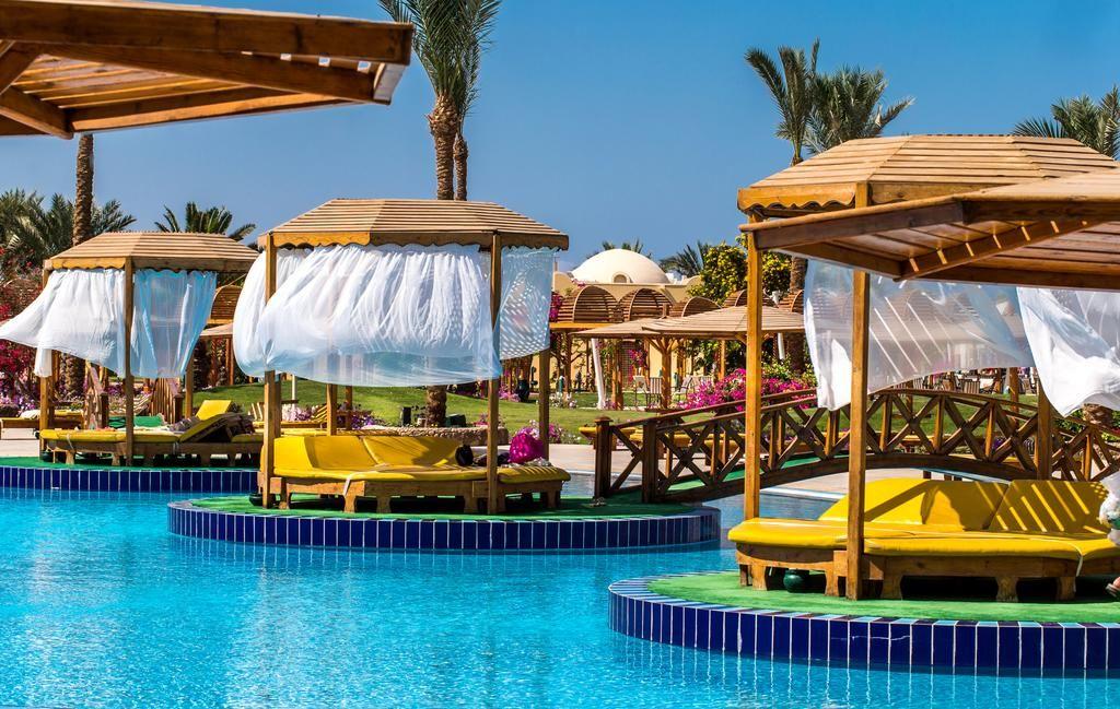 حجز فندق ديزرت روز الغردقة اكوابارك Desert rose resort