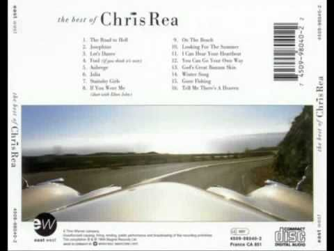 chris rea on a beach рингтон