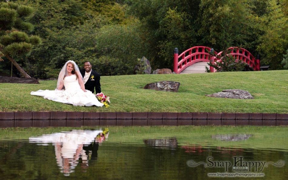 Beau Bri U0026 Robertu0027s Wedding At Memphis Botanic Gardens