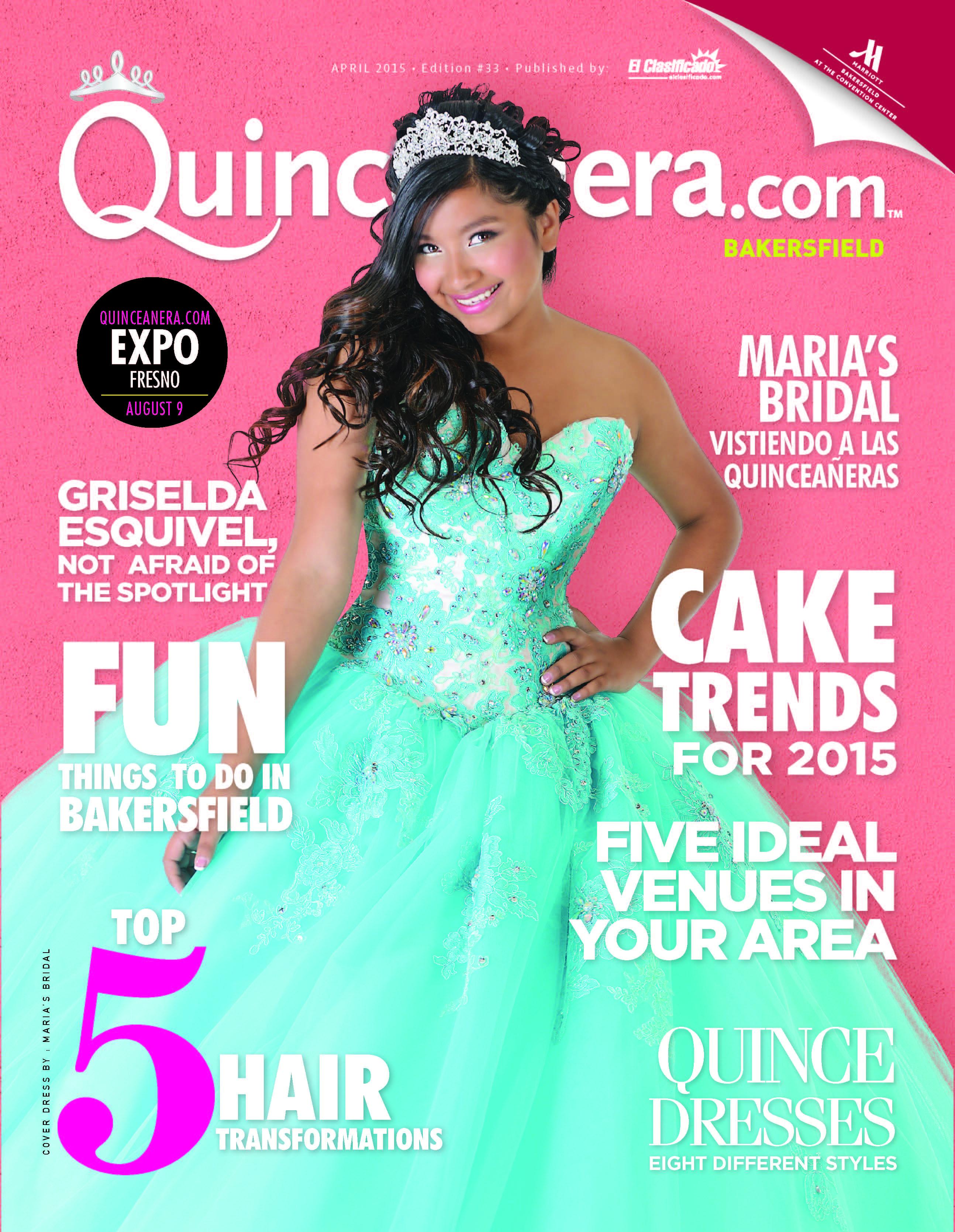 Revista Quinceanera.com | Fiestas