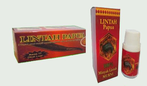 minyak lintah papua adalah obat pembesar penis oil sangat efektif