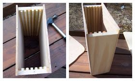 Pochade Box Paintings: How to build a Pochade Box Panel Carrier
