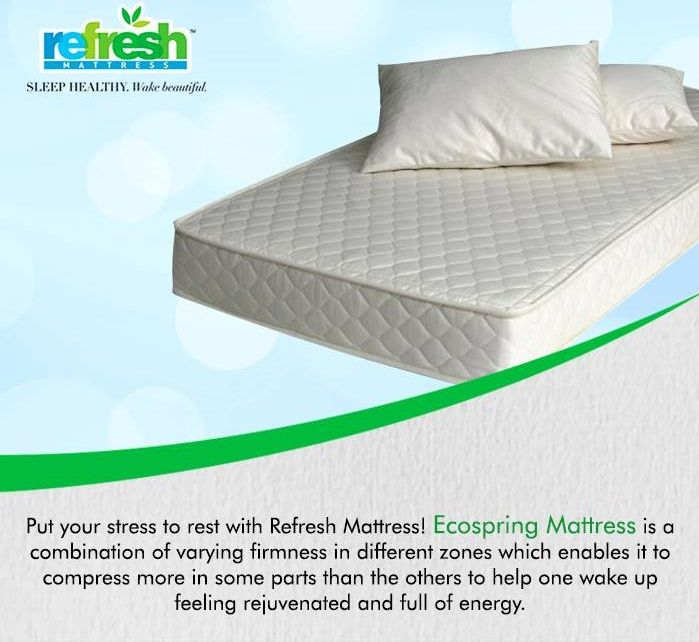 ff7cc4e85 Are you getting difficulty while looking for the back support mattress in  India  Refresh Mattress is the top mattress for back pain in India.