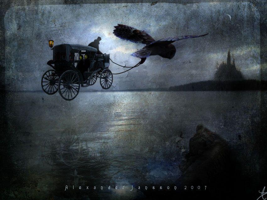 Mystical Dreamland - Alexander Jansson (15 illustrations) - My Modern Metropolis