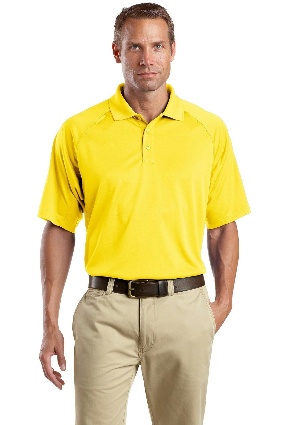 CornerStone Mens Tall Select Snag-Proof Tactical Polo
