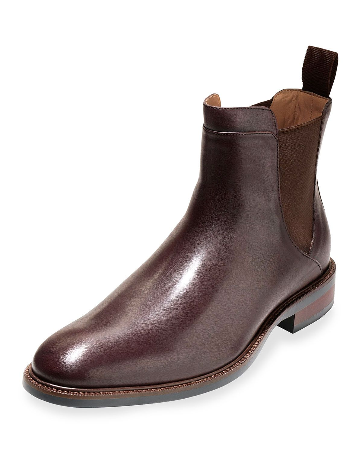 5f0968a66ef Warren Leather Chelsea Boot Brown | *Apparel & Accessories > Shoes ...