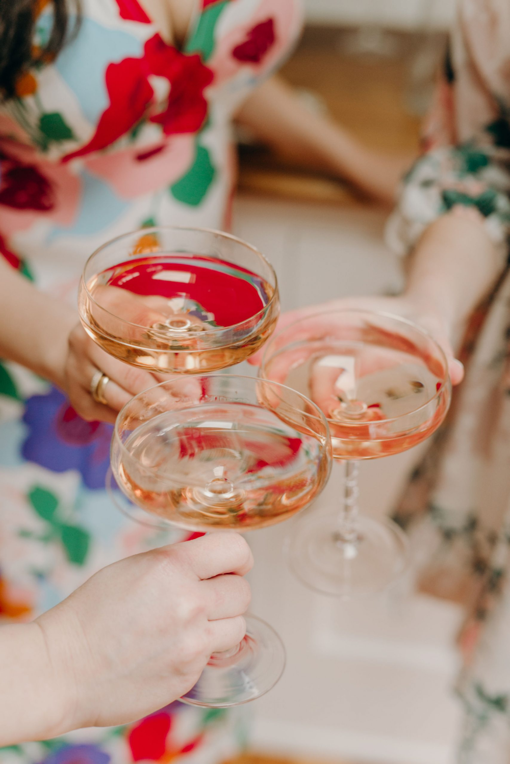 How to Host Galentine's Day Brunch Rosè by Cote des