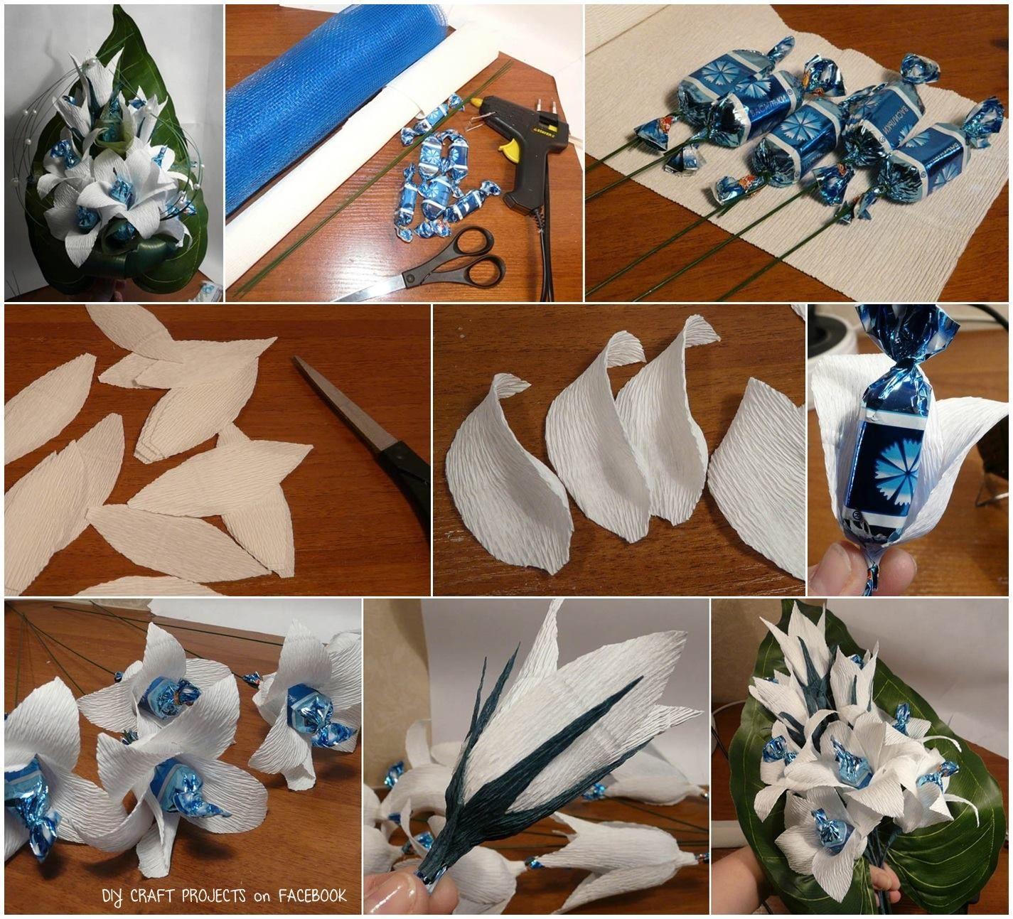 Lolly pop bouquet | DIY Candy Bouquet Arrangement Ideas | Pinterest ...
