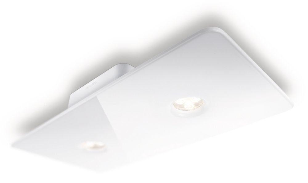 Philips 31605 31 48 Ledino Energy Efficient Led Ceiling