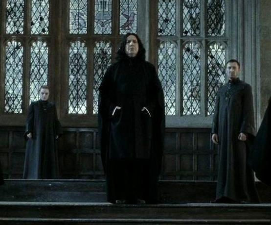 Amycus Carrow Harry Potter Severus Snape Harry Potter Severus Snape Harry Potter