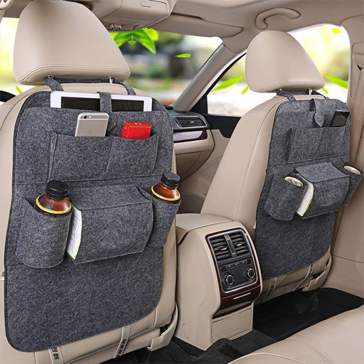 A necessary car storage accessories.