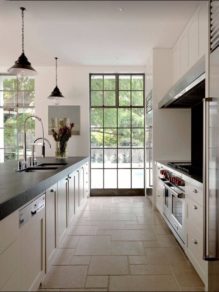 29 awesome galley kitchen remodel ideas design inspiration opengalleykitchen galley on kitchen remodel ideas id=53978