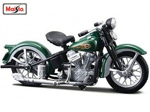 Maisto 1 18 Harley 1936 El Knucklehead Motorcycle Bike Model Free Shipping Knucklehead Motorcycle Motorcycle Motorcycle Bike