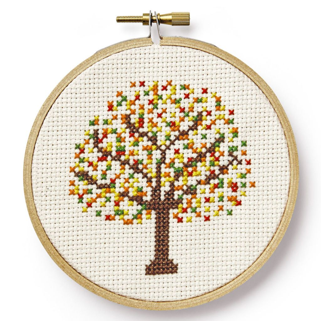 Free Cross Stitch Patterns #fall