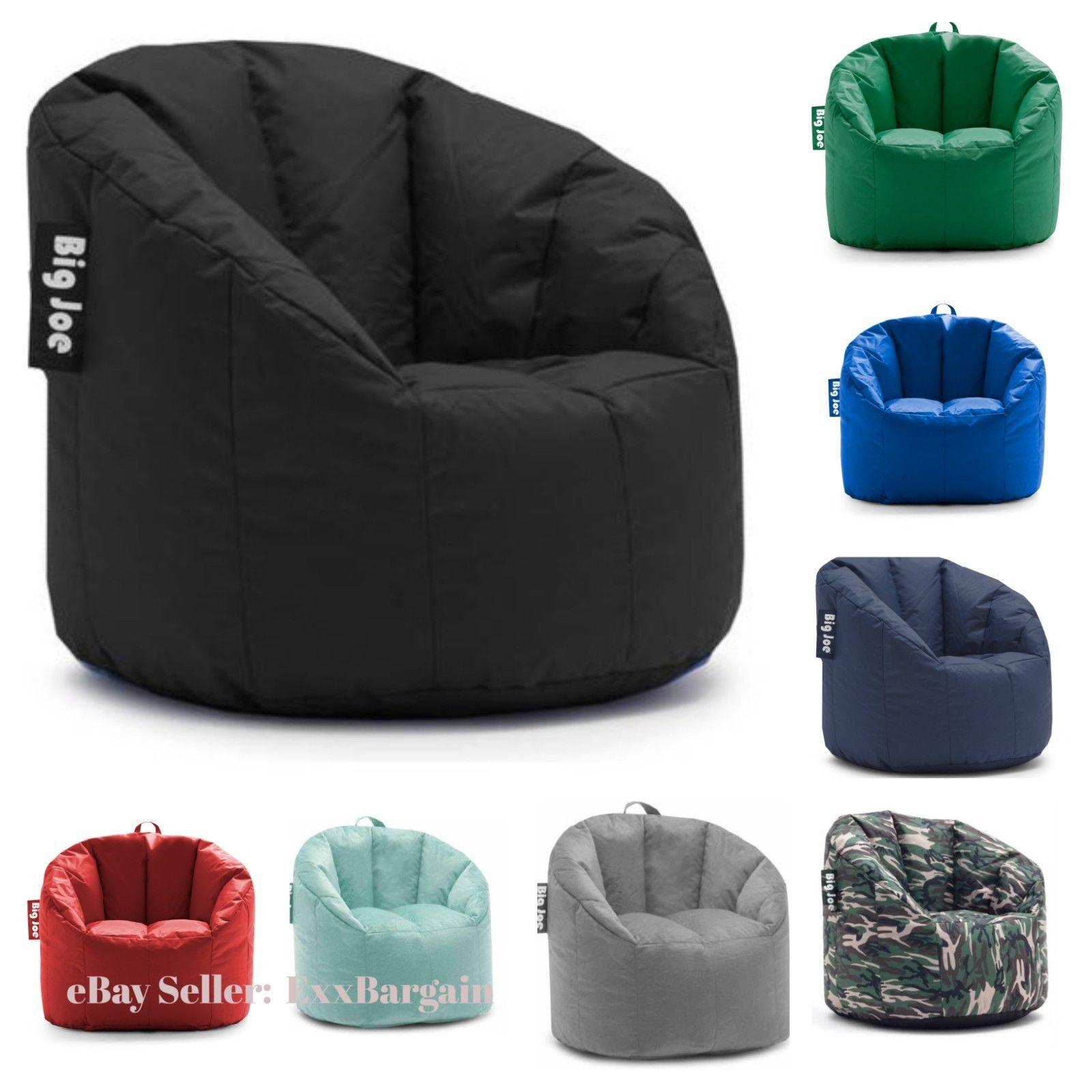 Pleasing Bean Bags And Inflatables 48319 Big Joe Milano Bean Bag Ibusinesslaw Wood Chair Design Ideas Ibusinesslaworg