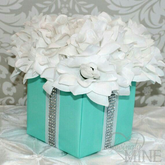 Tiffany Blue Wedding Decoration Ideas: Pin By Rhea On Breakfast @ Tiffanys