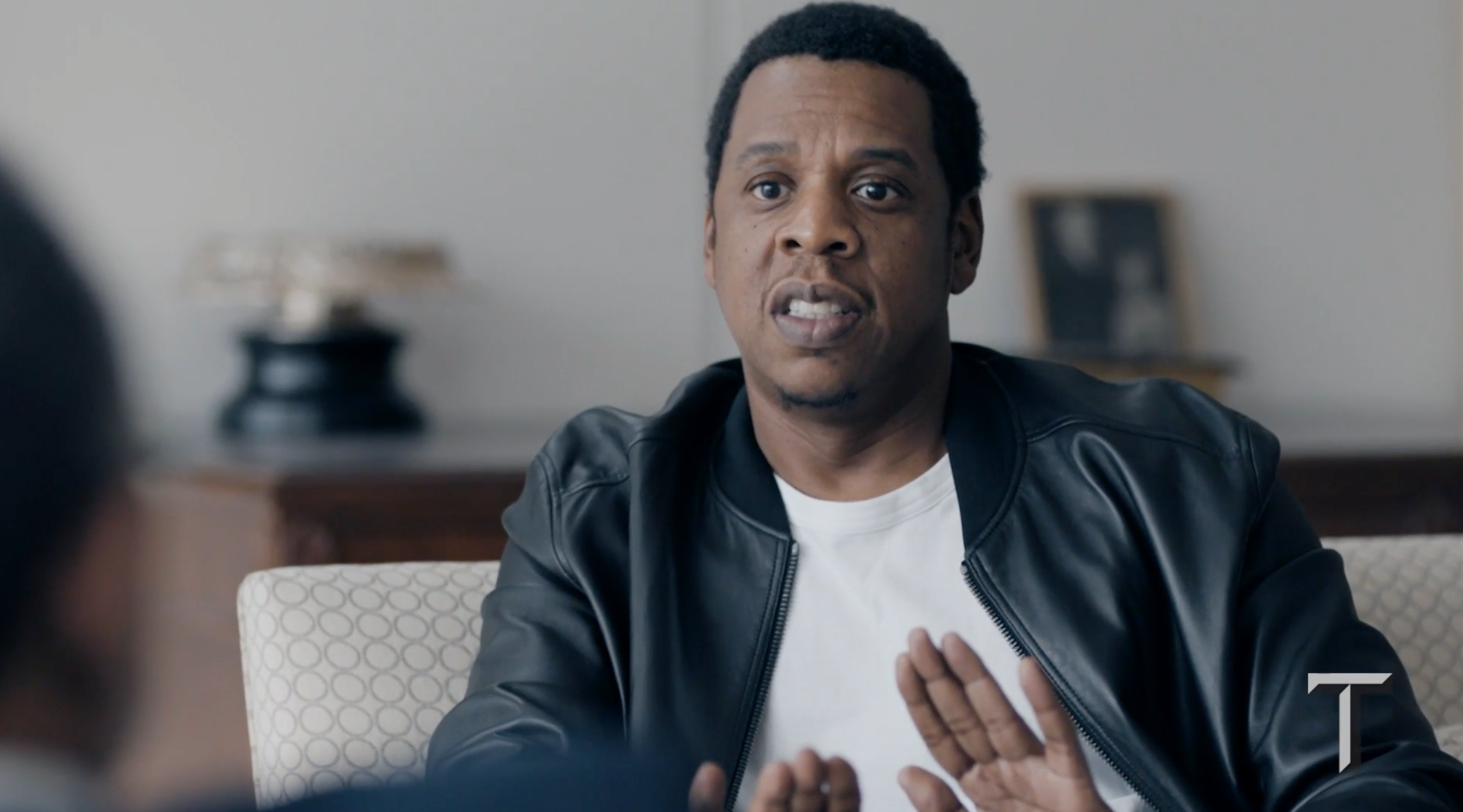 Jay-Z Discusses Rap, Marriage and Being a Black Man in Trump's America |  Interview style, Interview, Documentary filmmaking