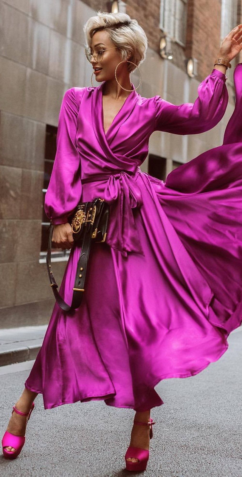 40 Fresh Winter Outfits To 📲 Now | Pinterest | La invitada, Alta ...
