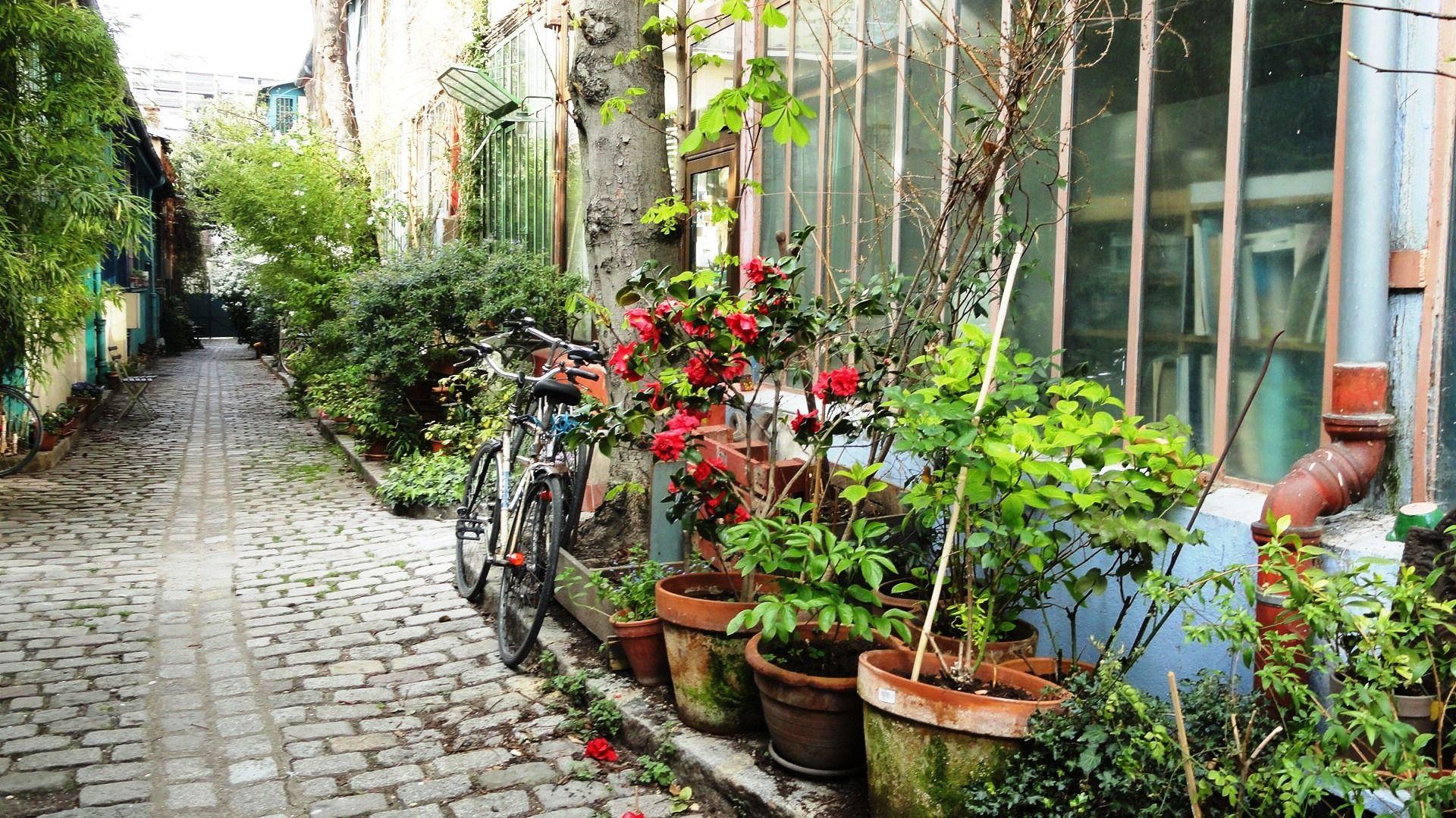 La Cité Verte - 147 rue Léon Maurice Nordmann, Paris 12e | y aller ...