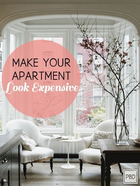 How to Make Your First Apartment Look Expensive | Apartments ...