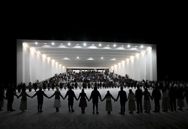 維爾揚迪節日劇院 - Kadarik Tüür Arhitektid 事務所