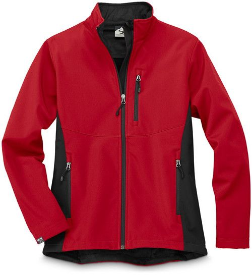 Storm Creek Velvet Lined Softshell Jacket from NYFifth