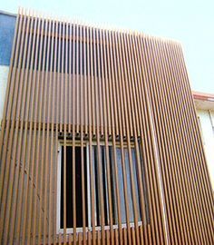 Curved Timber Cladding Google Search Wood Cladding