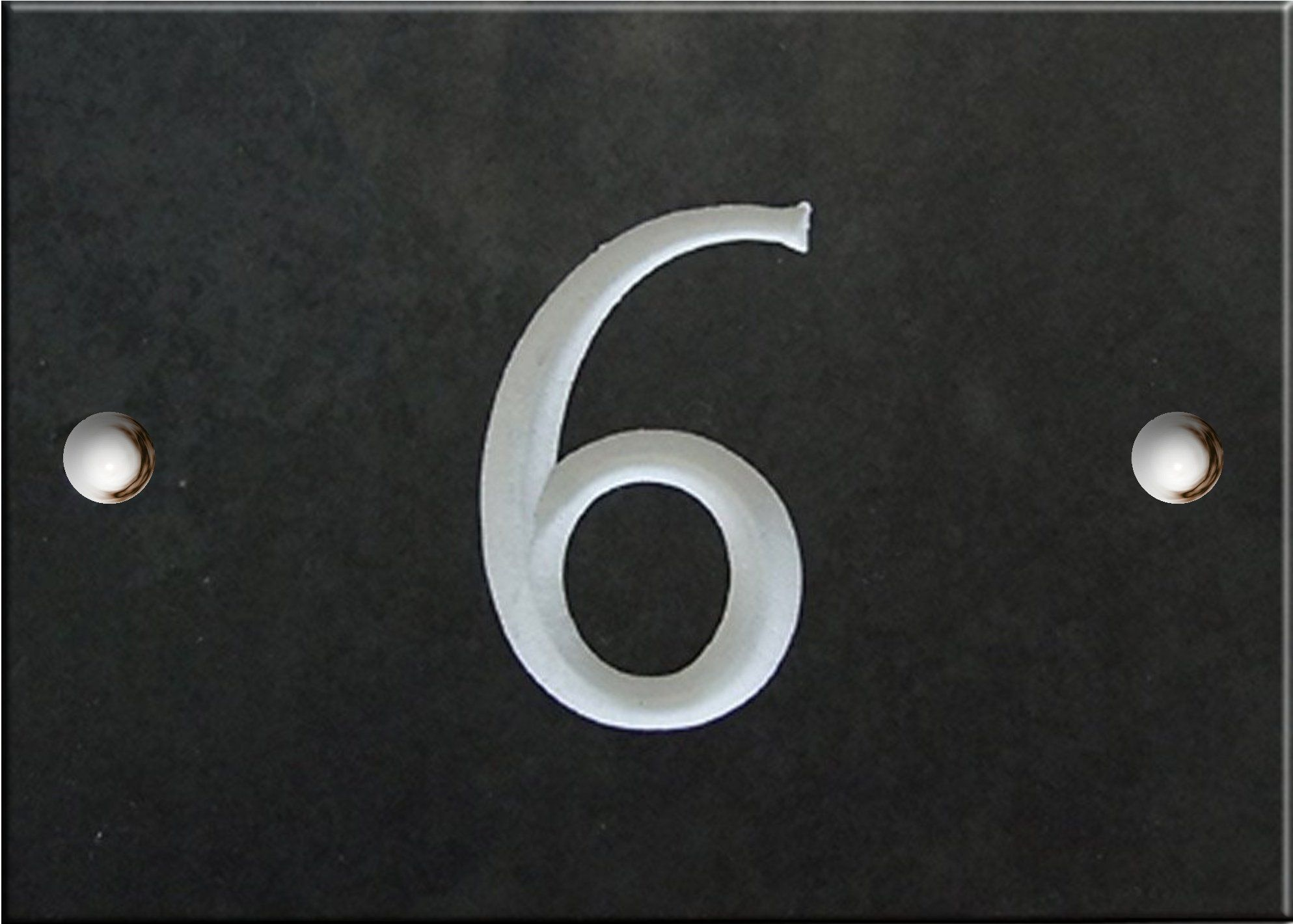 Slate Numbers 1 to 20 (select your number here) number