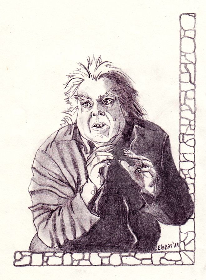 Peter Pettigrew Harry Potter Art Peter Pettigrew Art