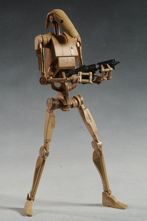 Star Wars Droids Toys : Star wars battle droids sixth scale figure sideshow