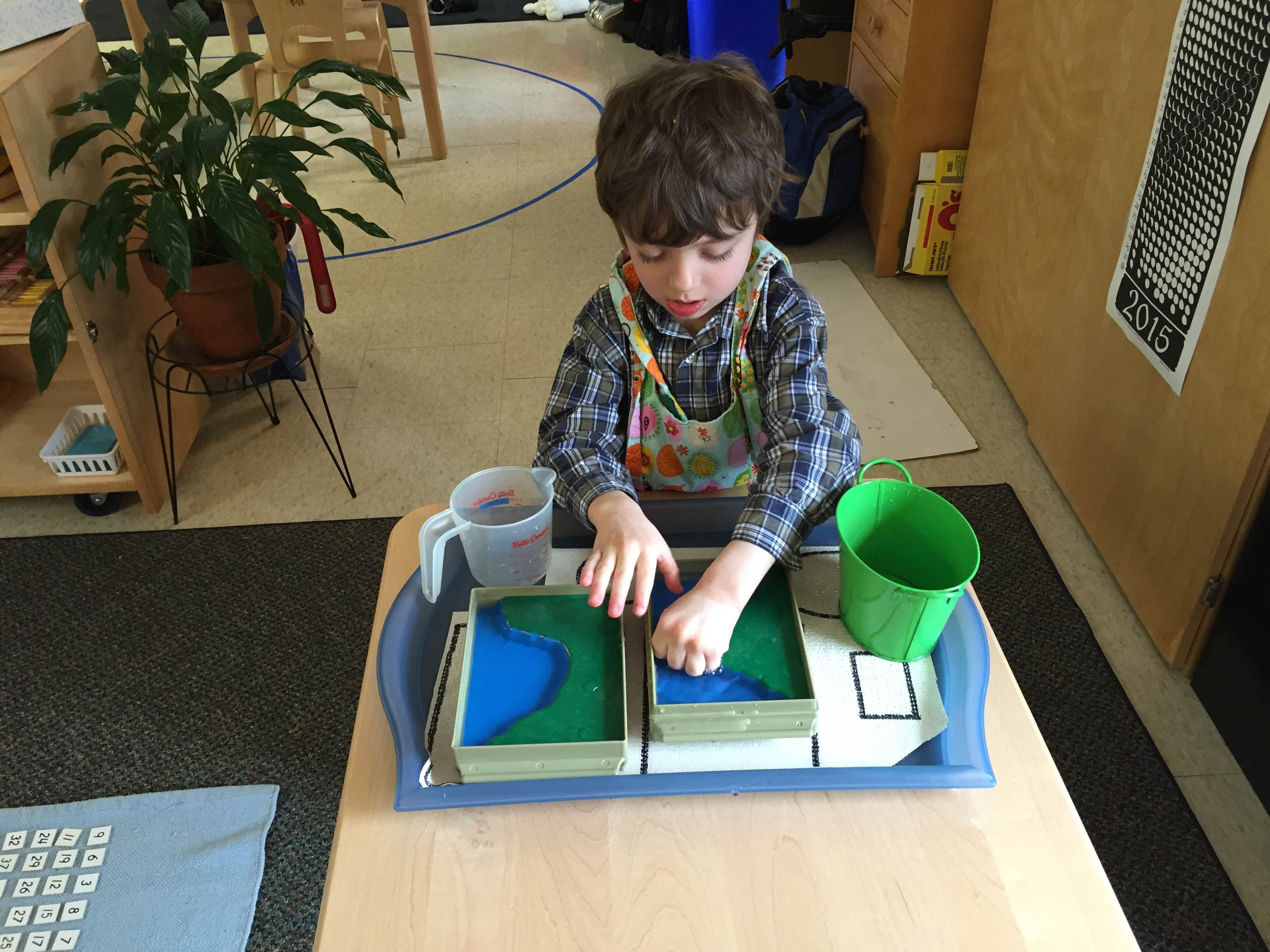 Montessori Learning Land Formations On Our Earth Often