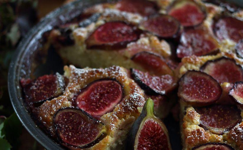 Tarte briochee z figami | chilitonka