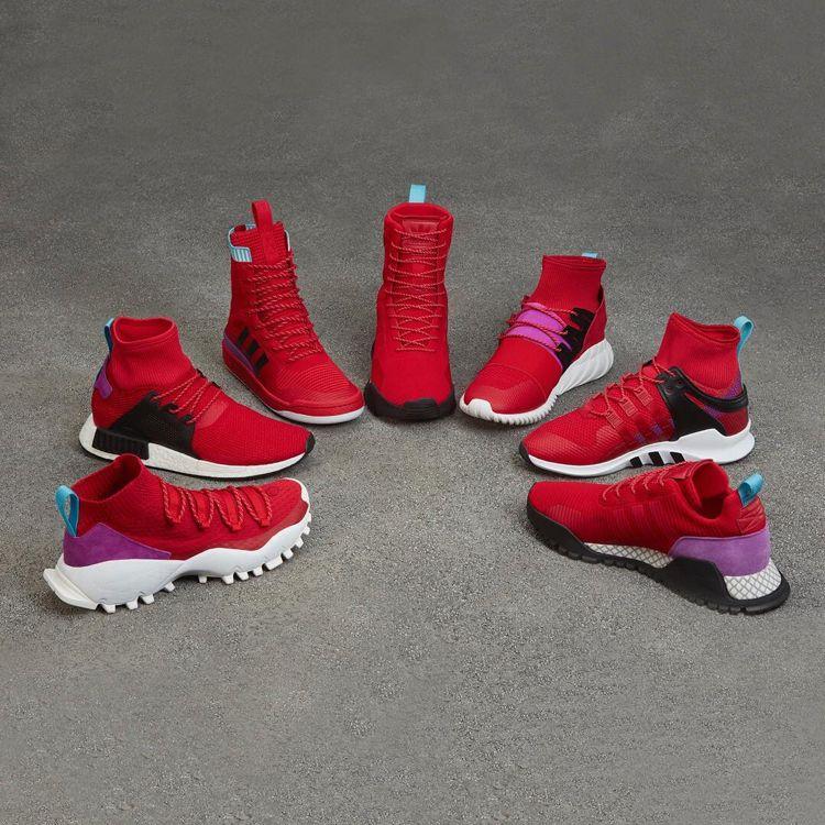 5be12acfe1a49c Socken-Sneaker sind die sportlichen Trend-Schuhe für Damen und ...