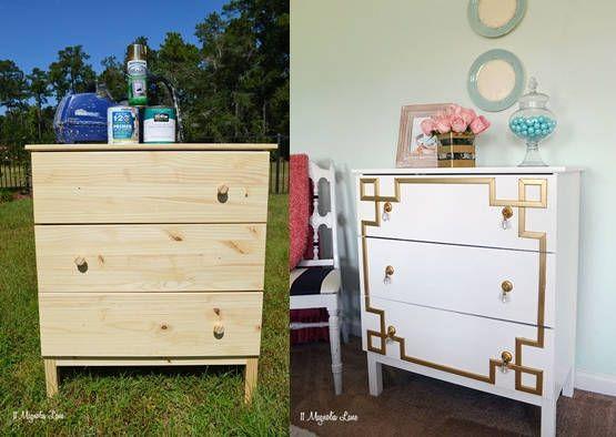Kaufst Du oft bei IKEA? 20 DIY Bastelideen um Deinen IKEA Möbeln - küchen unterschrank ikea