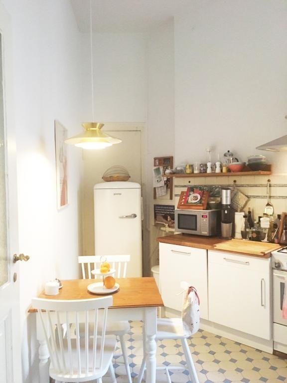 #altbau #küche #berlin #charlottenburg #interior #design #einrichtung # Wohnung #inspiration | Gemeinsam Wohnen | Pinterest | Apartments Andu2026