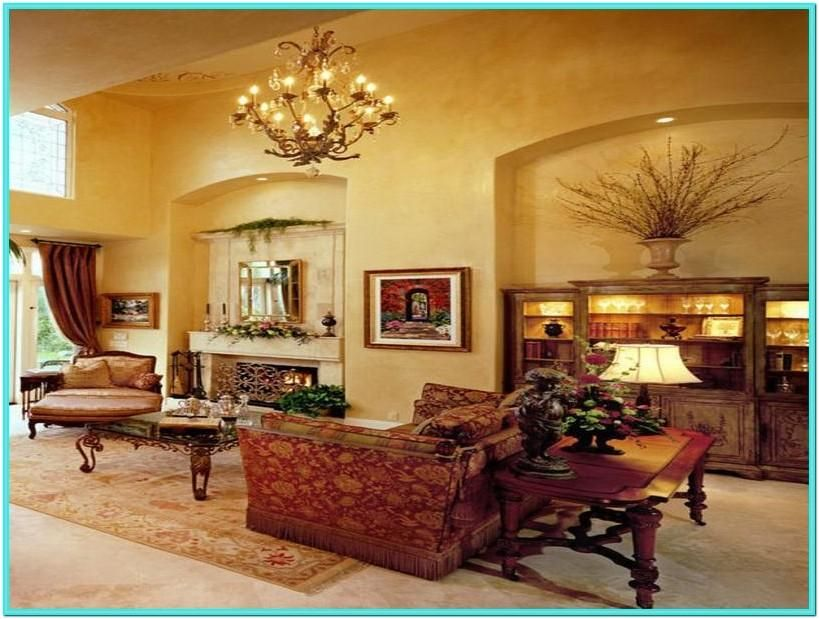 Living Room Tuscan Decorating Ideas In 2020 Tuscan Living Rooms Tuscan Living Room Furniture Tuscan House #tuscan #decor #living #room