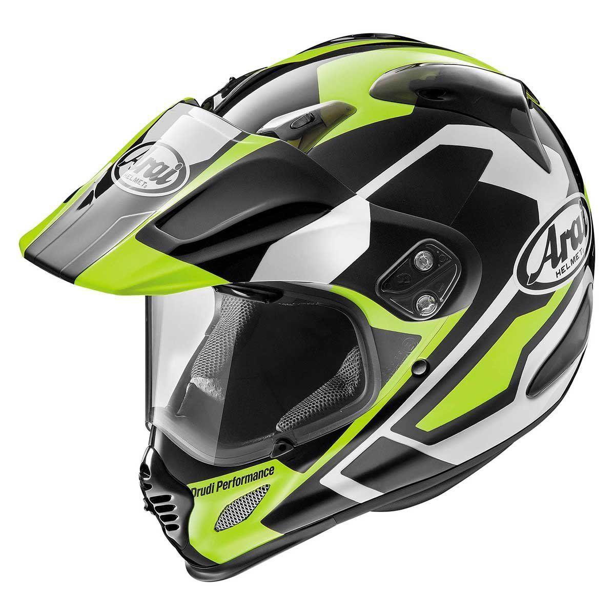 Shop Arai XD4 Catch Adventure Dual Sport Helmet By Size