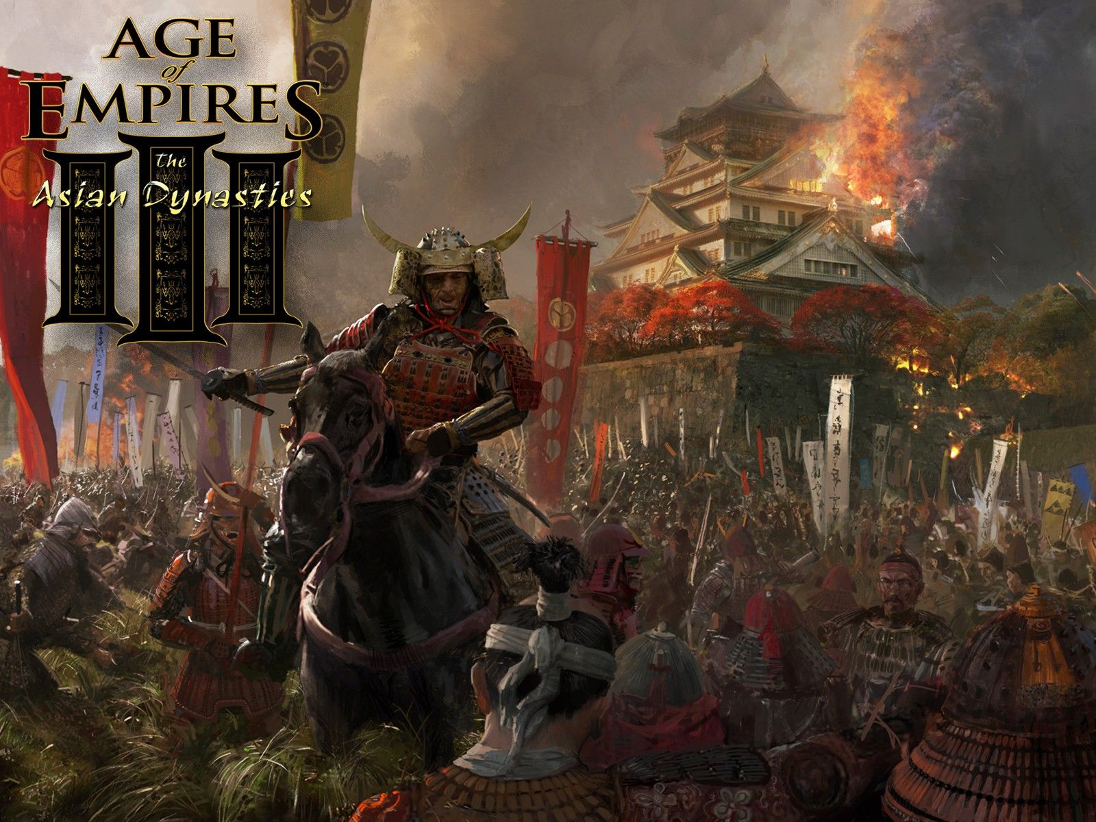 Japan Jpg 1600 1200 Age Of Empires War Art Age Of Empires Iii