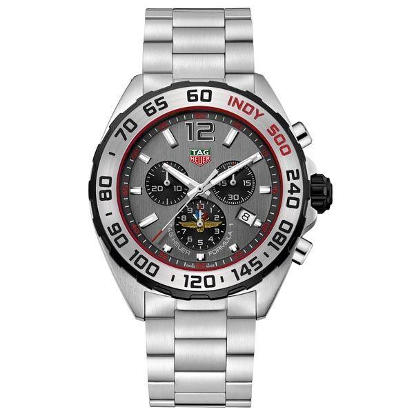 57da9c9369c Limited Edition TAG HEUER Formula 1 100th Anniversary Indy 500 Watch   This TAG  Heuer Formula