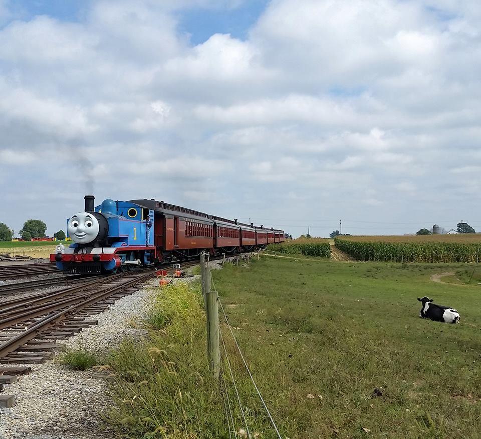 Strasburg Railroad Strasburg railroad, Pennsylvania
