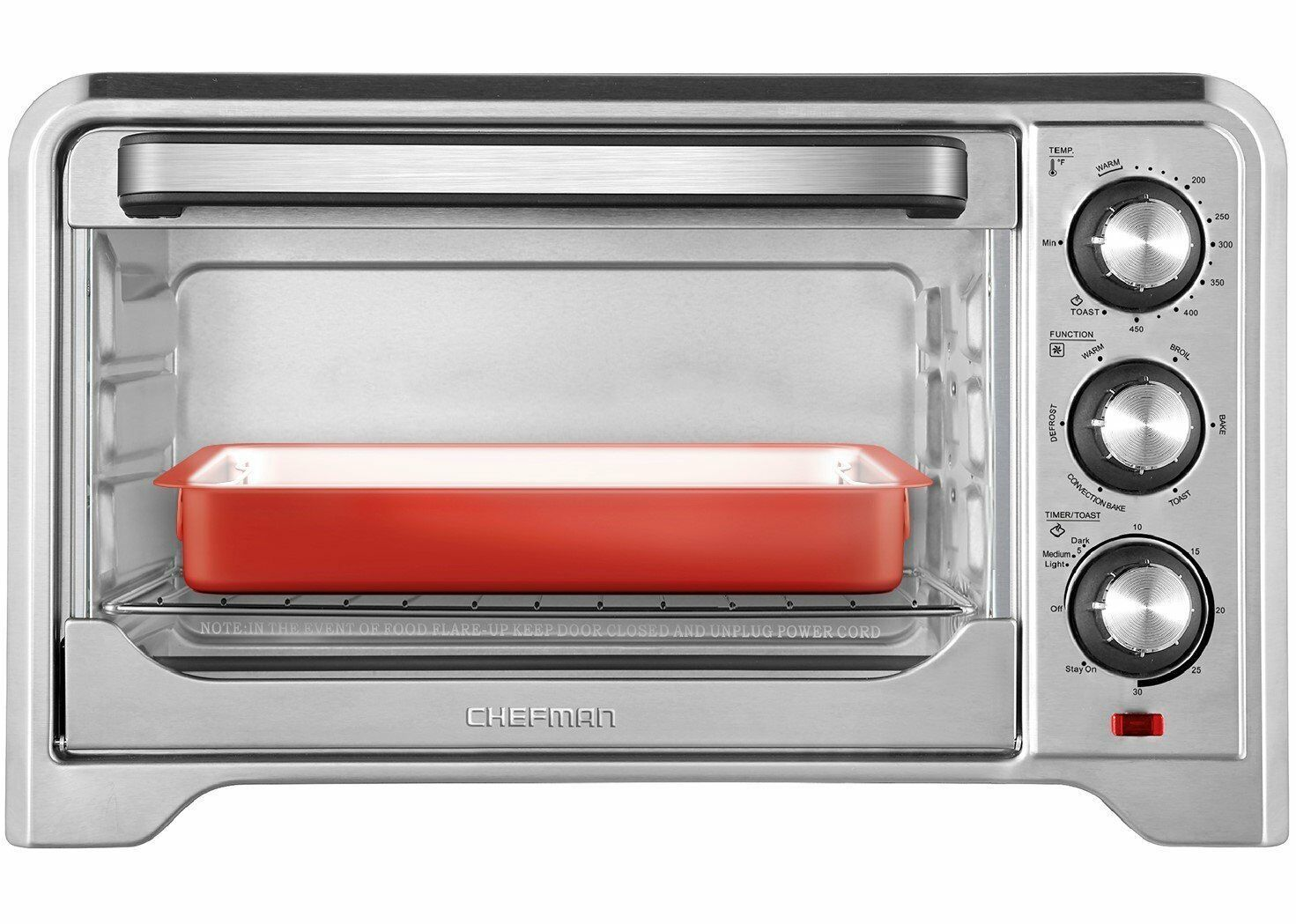 Details About Toaster Convection Oven Countertop Xlarge Stainless