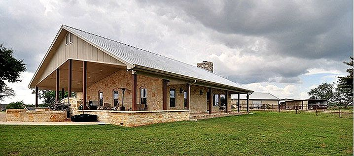 Images texas hill country homes hangar homes for for Hill country ranch home plans