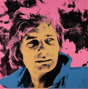 Gunter-Sachs-Porträt von Andy Warhol (Abb. Sotheby's/dpa)